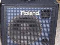 ROLAND KC-300 100 WATT KEYBOARD AMP IN GOOD CONDITION