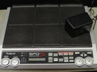 Roland SPD-S Electronic Percussion Sampling Multi-Pad