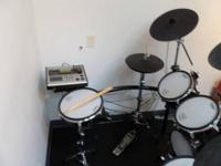 Roland TD-20K E-Drums (black) in excellent shape. In
