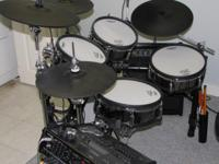 Type: Drums TD 30K that has actually been completely