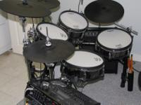 Type: Drums TD 30K that has been completely upgraded to
