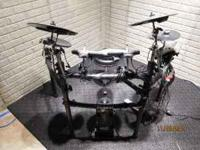 Roland TD-9S V-Tour Series Electronic Drum Kit with