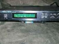 Roland U220 SoundModule Call me @  to view this item.