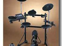 Roland V-Compact Series (Model TD-3). This kit uses a