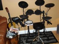 Type: Drums Excellent,condition Roland Electronic Drum