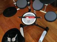 Roland V-Drums Model HD-3 Electronic Drum Set This