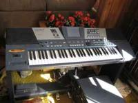 Roland VA-7 keyboard. 128 voice polyphony. I don't know