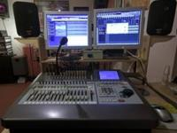 Roland Vs 2480 Workstation digital Mixer In very good
