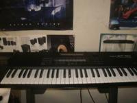 Got this Roland XP-50 music workstation for $600 in