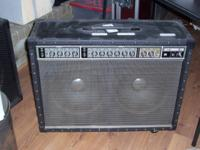 Roland Jazz Chorus Guitar Amp. Great for acoustic and