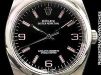 This is a Rolex Oyster Perpetual for sale by Robert