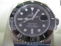 This is a Rolex, 116610 for sale by TULSA TIME INC..