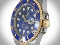 Rolex Submariner Model 116613LB Oyster Perpetual Date