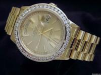 Genuine Rolex  100% Lifetime Trade-up Guarantee