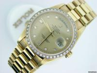 100% Genuine Rolex  100% Lifetime Trade-up