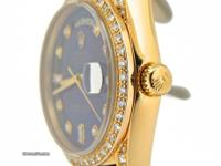 Genuine Rolex  100% Lifetime Trade Up Guarantee