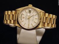 This is a very handsome 100% authentic gents Rolex