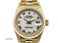 This is a Rolex, Datejust for sale by Raymond Lee