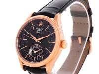 Case:18K rose gold round case 39 mm in diameter.Rolex