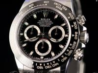 New Rolex Ceramic Daytona Black 116500 random serial