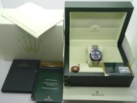Up for sale is a MINT Rolex Daytona 116506 in 950