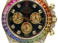 Rolex Cosmograph Daytona 116598 116598-RBOW Black