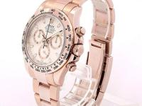 116505 Rolex This watch has 40.00 mm 18K Rose gold case