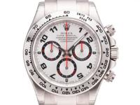 116509 sa Rolex This watch has 40.00 mm 18K white gold