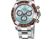 116506 ib Rolex This watch has 40.00 mm Platinum case
