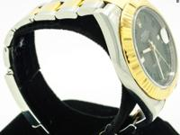 Up for sale we have this Rolex Datejust 116333. 41mm