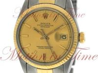 This Rolex DateJust 1601 Men's is an amazingly handsome