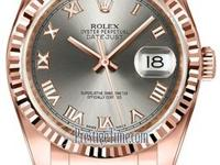 Rolex 116135 Steel Roman Complete Details: Polished