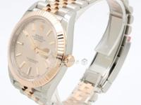 Rolex Datejust 41 126331 Sundust Index Rose Gold
