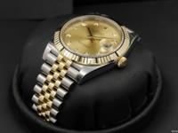 Rolex Datejust 41, Steel & Yellow Gold, Champagne