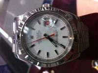 I have a beautiful genuine Rolex Ouster Perpetual