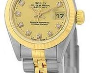 Certified Pre-Owned Lady's Stainless Steel & 18K