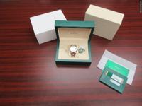 Brand New 2016 Random Serial Rolex Datejust II 116333
