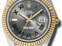 Rolex Watches - Datejust II 41mm - Steel and Gold