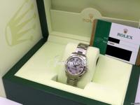 Rolex Datejust Ladies Midsize 178344-MOPRDRO Mother Of