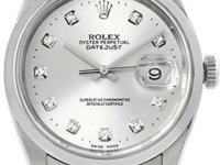 Case: Original Rolex stainless steel oyster case 36.0