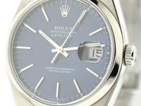 This Gorgeous Rolex Datejust OysterQuartz Is In Mint