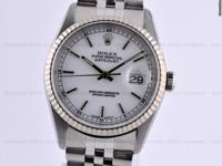 Rolex 16234 Oyster Perpetual Datejust, Stainless Steel