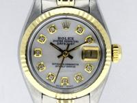 This listing is for a wonderful ladies Datejust. The