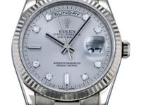 This is a Rolex, Day-Date for sale by Accar Ltd. The