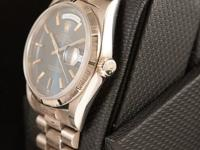 The Rolex Day-Date is elegance in its purest form.