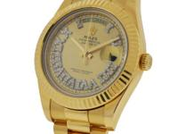 This is a Rolex, Day-Date II for sale by Boca Raton
