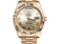 218238 SRP Rolex This watch has 41.00 mm 18K Yellow