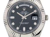 This is a Rolex, Day-Date II for sale by Accar Ltd. The