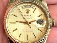 This is a Rolex, Date for sale by Greis Jewelers. The