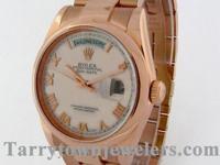 Gents Rolex Day Date President circa 2012 Ref# 118205 ,